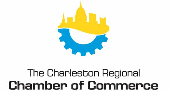 Charleston Regional Chamber of Commerce logo
